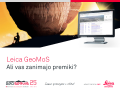 Leica Tour 2018 4 Leica GeoMoS Now! Survey Edition