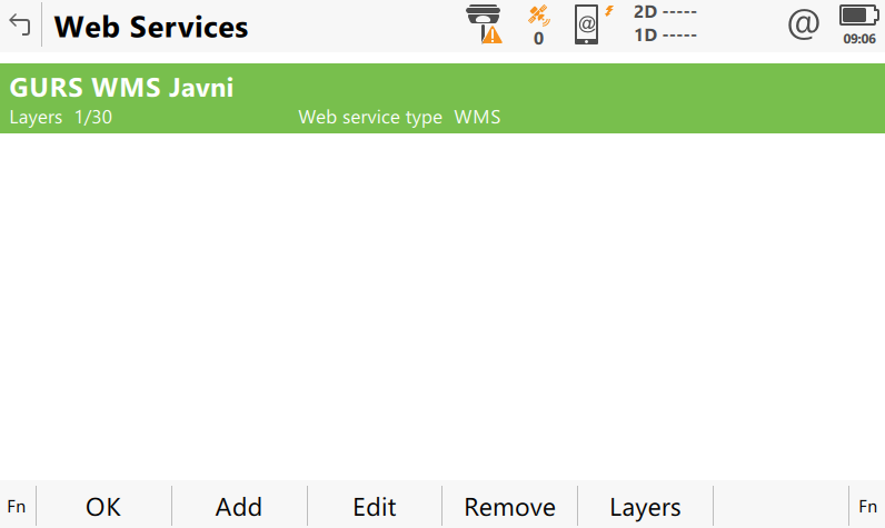 Captivate 5.0 WMS Web Services