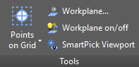 ui toolbar tools