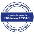ISO standard 120x120