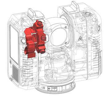 RTC360 HDR komponente